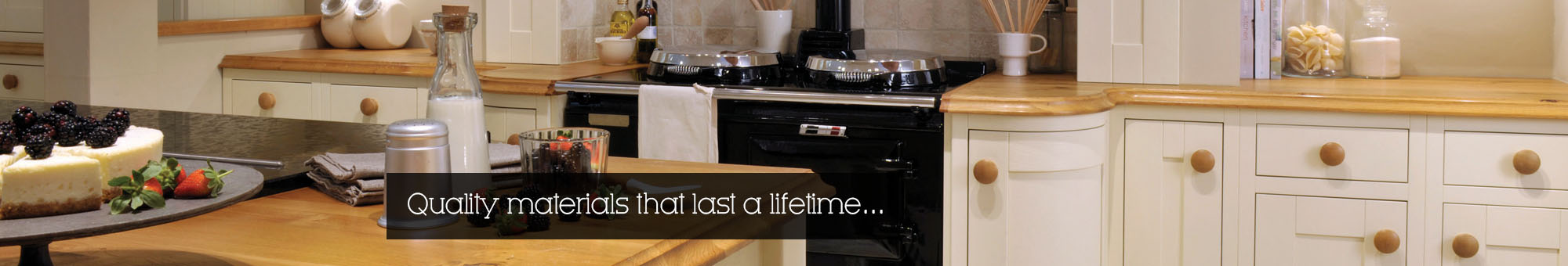 Countrywide Homes Kitchens
